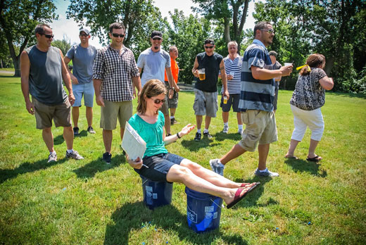 Creatacor company picnic 2013