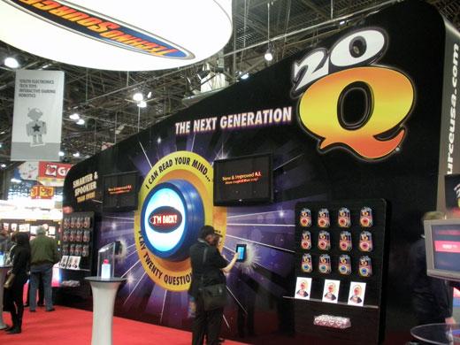 Techno Source 20Q Toy Fair 2011