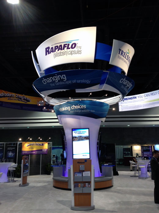 Watson Pharmaceuticals at AUA 2012
