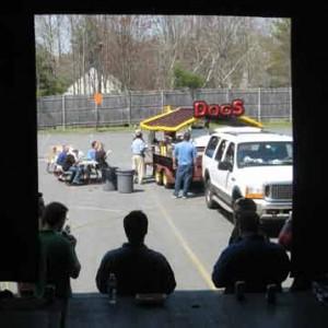 Hot Dogs and Hard Work: Getting Osram Sylvania Ready For Lightfair 2009