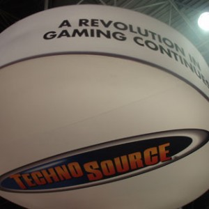 Techno Source at Toy Fair 2010