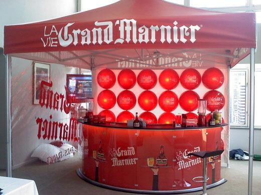 Grand Marnier Tent