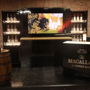 Creatacor Works With SoHo Experiential To Celebrate The Macallan