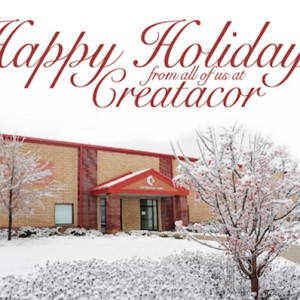 Happy Holidays From Creatacor