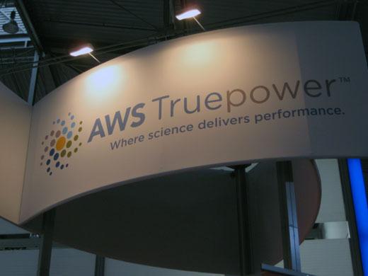 AWS truepower sign