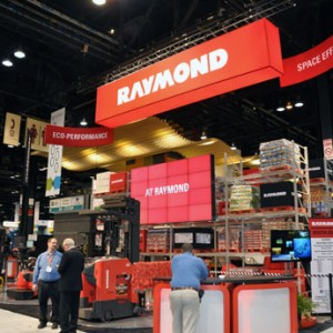 Raymond Corporation At ProMat 2013