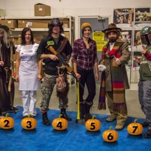 Creatacor Halloween Costume Contest – WINNERS!