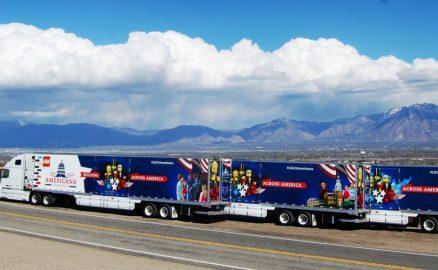 LEGO Systems, Inc. – LEGO Americana Roadshow