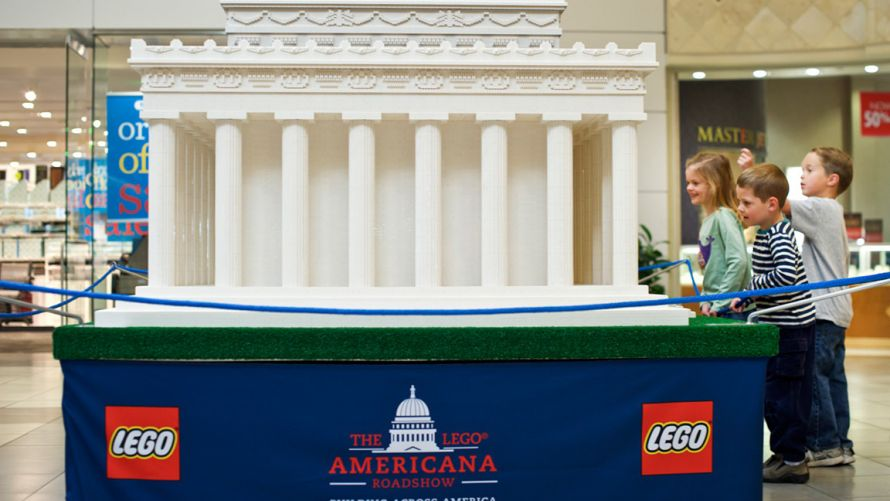 The LEGO® Americana Tour