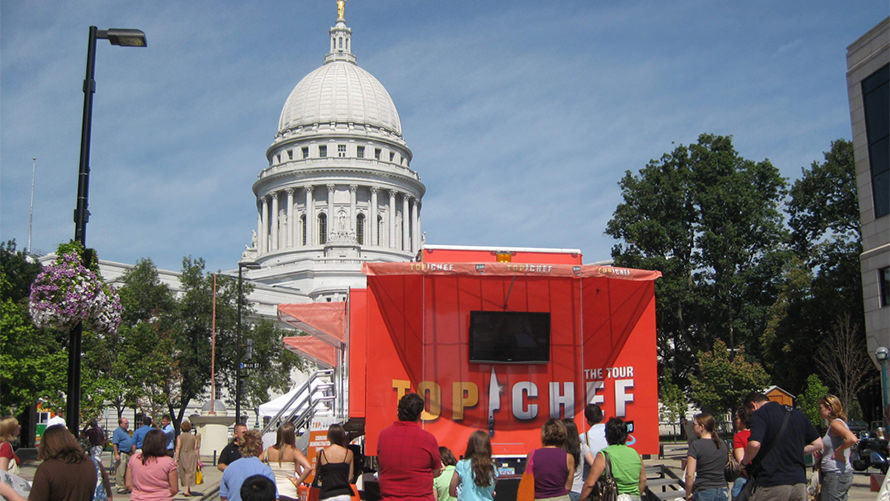 Top Chef – Mobile Tour