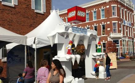 LEGO – Walmart Event