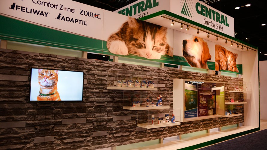 Central Garden & Pet - Global Pet Expo custom trade show program