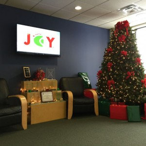 """Joy"" and The Holiday Spirit"