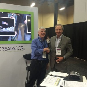 Creatacor with EventsInAmerica at EXHIBITORLIVE! 2015