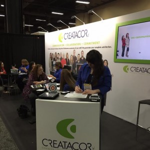 Creatacor At EXHIBITORLIVE! – Day 1 Recap