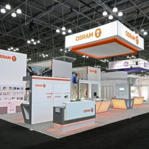 OSRAM Shines Bright At The Largest LIGHTFAIR International Ever
