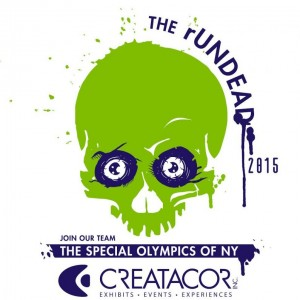 Creatacor Launches 2015 Special Olympics rUNDEAD 5k Company Fund Drive