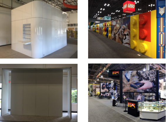 Creatacor Trade Show Exhibit Rentals
