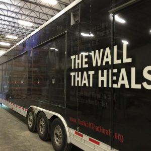 Creatacor Assists The Vietnam Veterans Memorial Fund's Mobile Tour