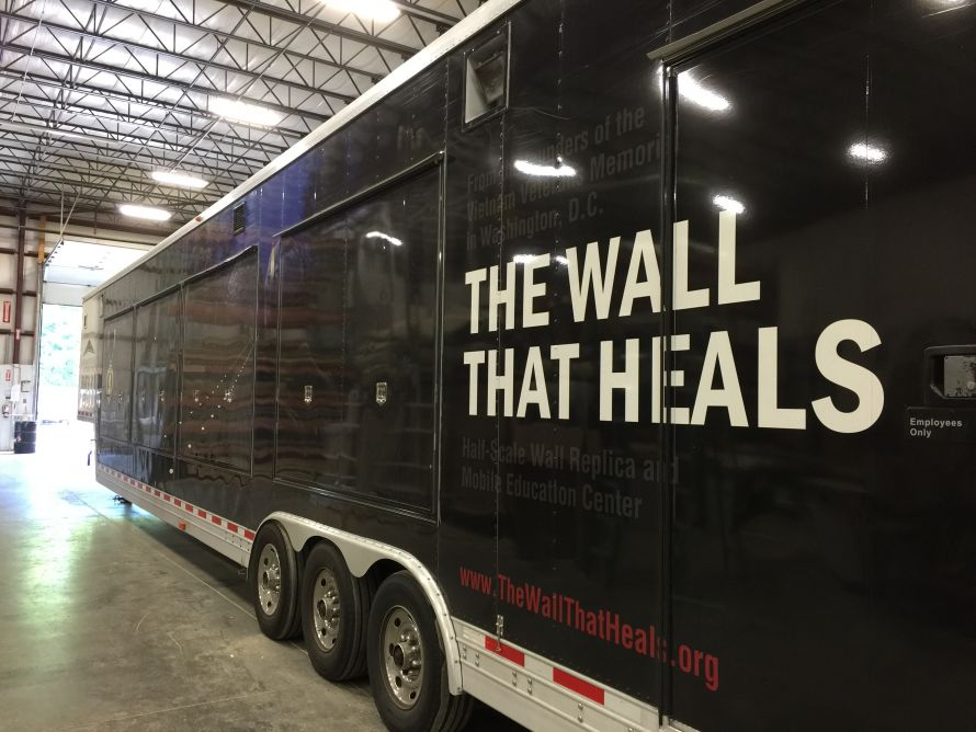 The Vietnam Veterans Memorial Fund - The Wall That Heals Mobile Tour