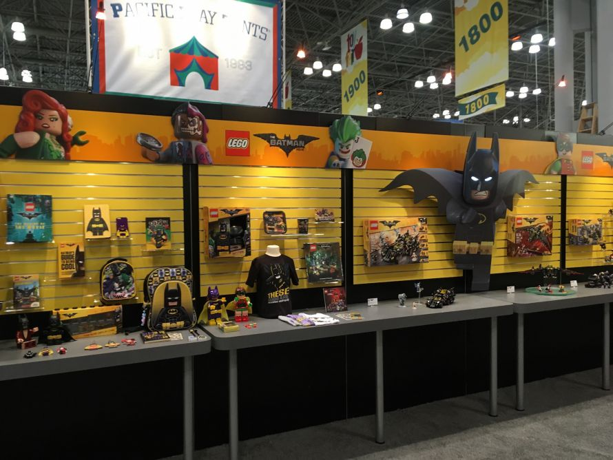 LEGO Toy Fair 2017 Batman