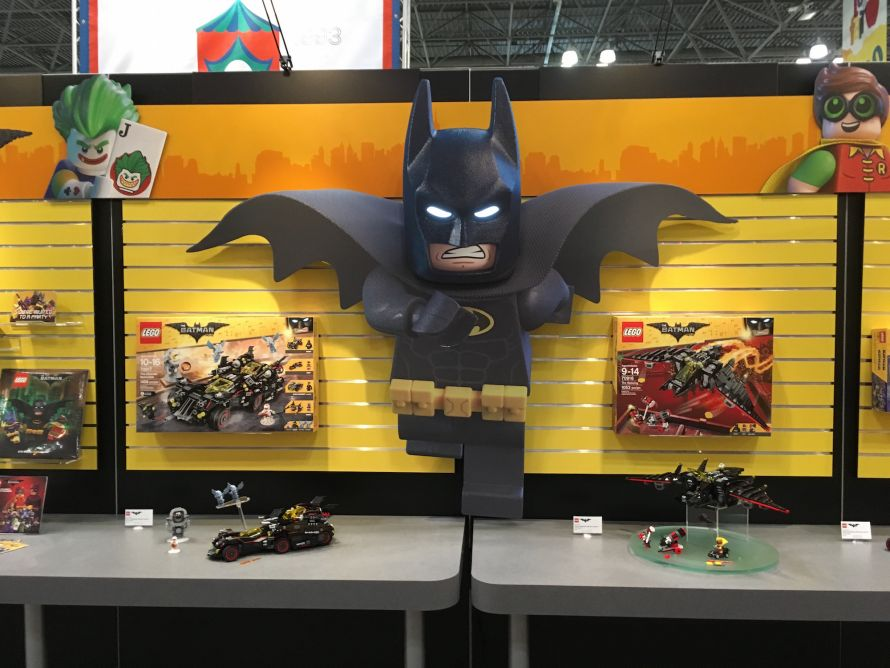 LEGO Toy Fair 2017