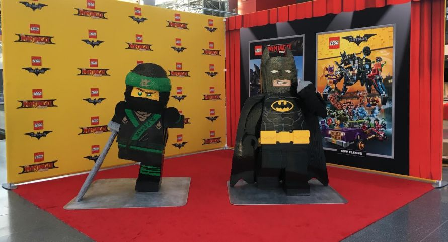 LEGO Toy Fair 2017 batman and ninja