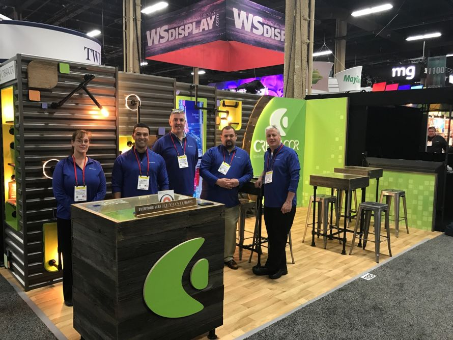 Creatacor at EXHIBITORLIVE 2017