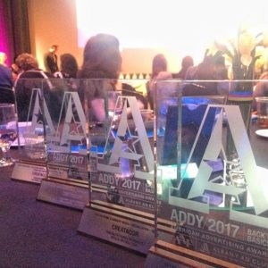 Creatacor Takes Home 4 Silver ADDY Awards