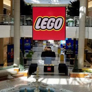 The Grand Opening Of LEGO Takeover! Today At The Gardens Mall
