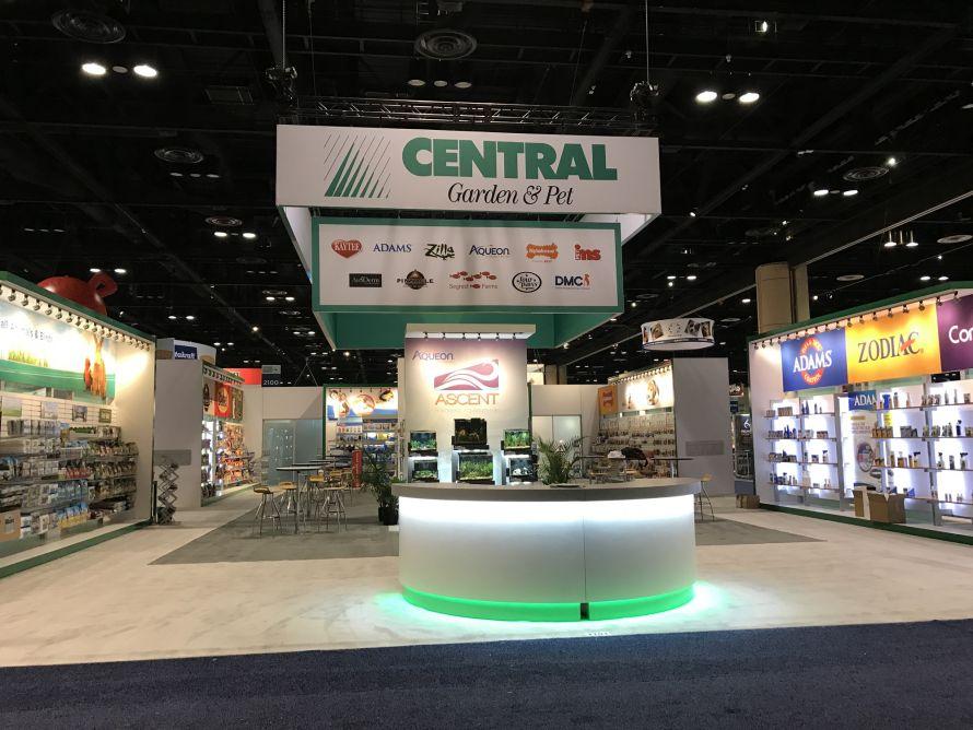 Central Garden & Pet - Global Pet Expo 2017