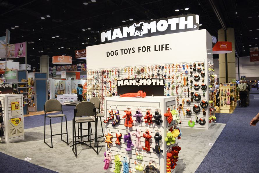 Mammoth - Global Pet Expo 2017