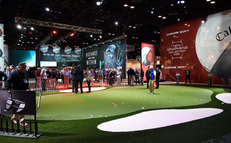 PGA Show 2018 - Callaway