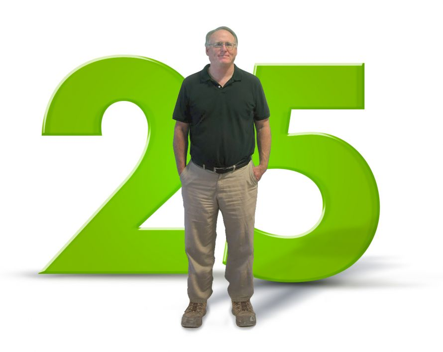 Joe Fryer - 25th Anniversary at Creatacor