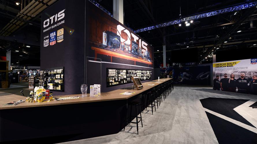 Otis Technology - SHOT Show