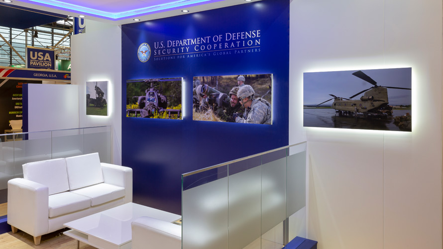 Defense Security Cooperation Agency – Eurosatory
