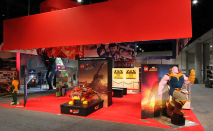 LEGO Systems, Inc. – Comic-Con International
