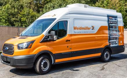 Weidmuller – Mobile Vans