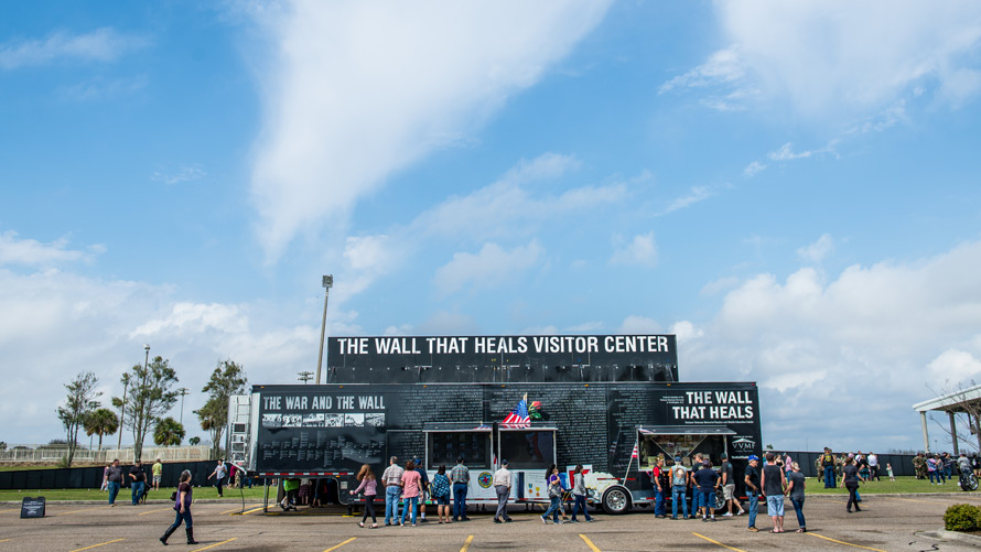 Vietnam Veterans Memorial Fund - The Wall That Heals