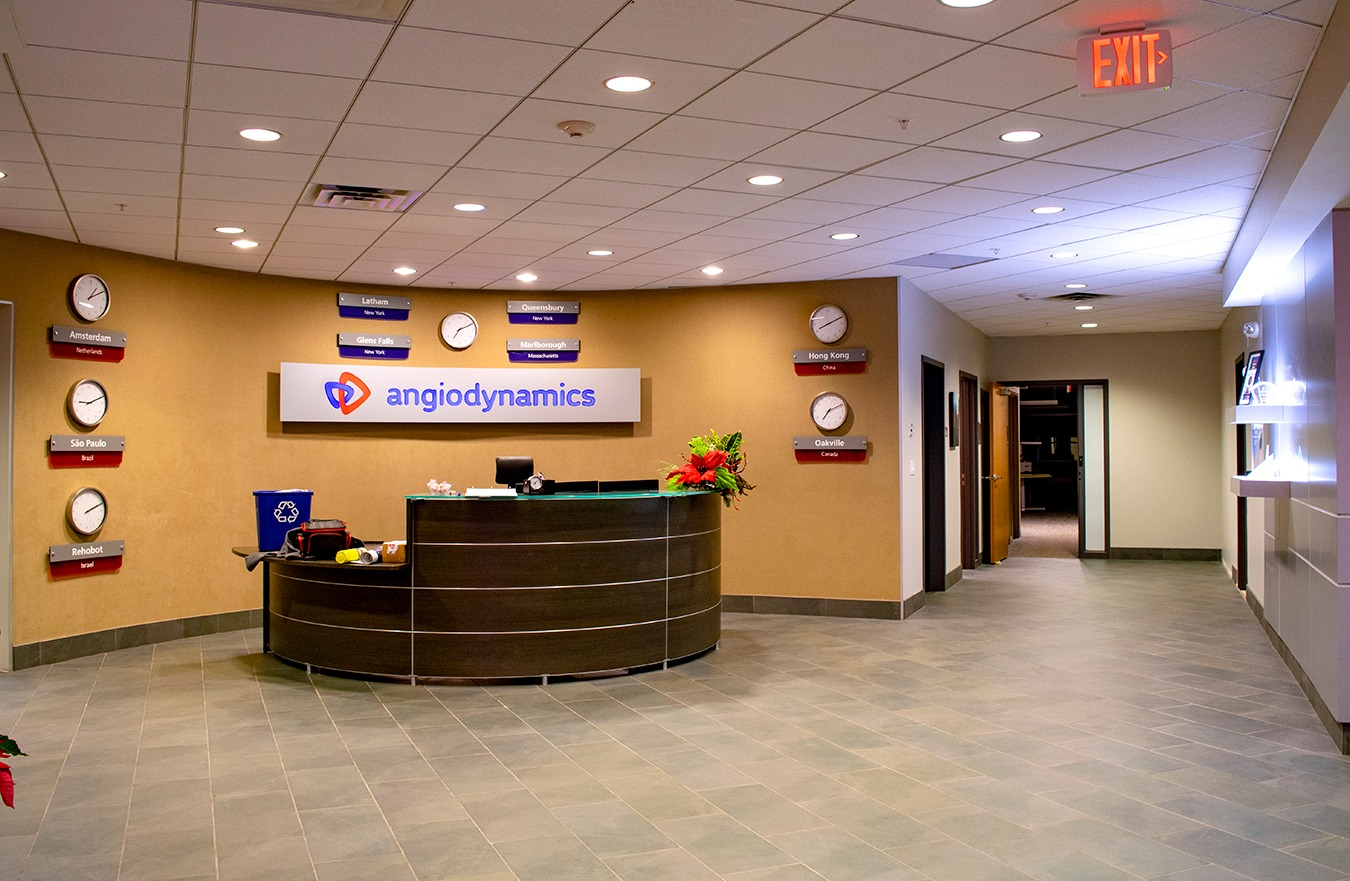 AngioDynamics Lobby