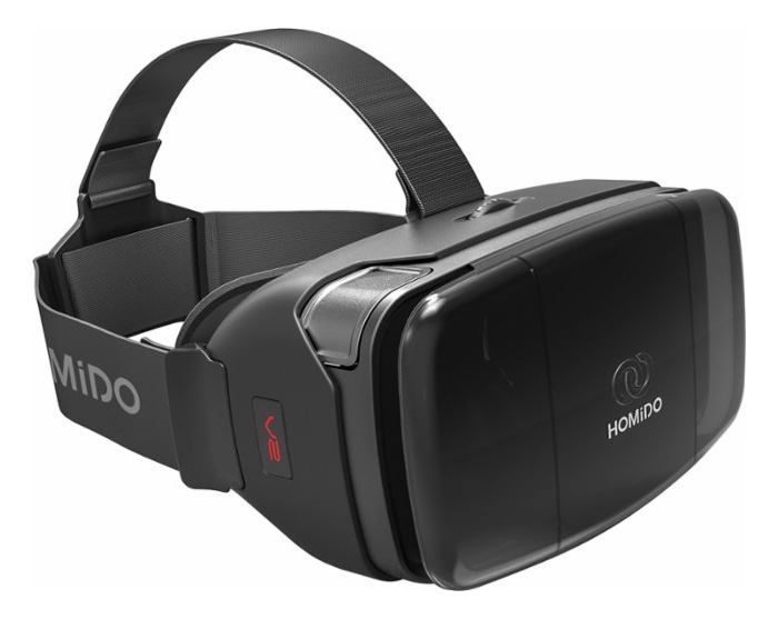 homido virtual reality glasses