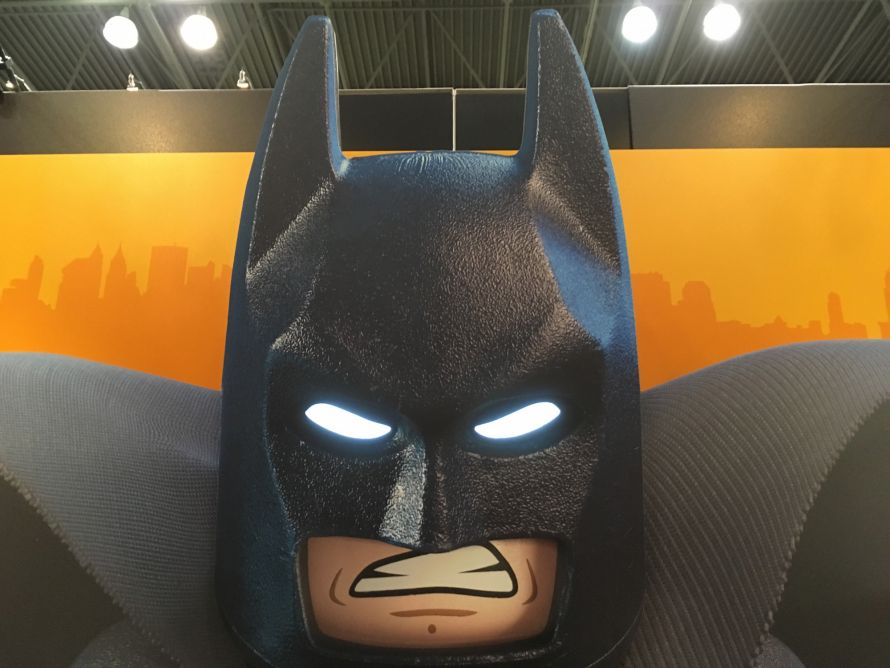 lego batman face