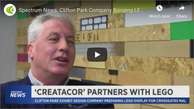 creatacor partners with lego thumbnail