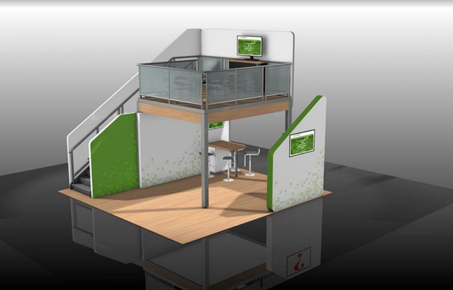 creatacor tradeshow modular concept