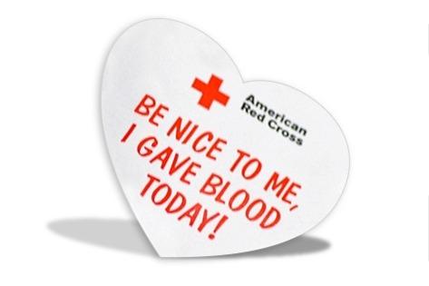I Gave Blood