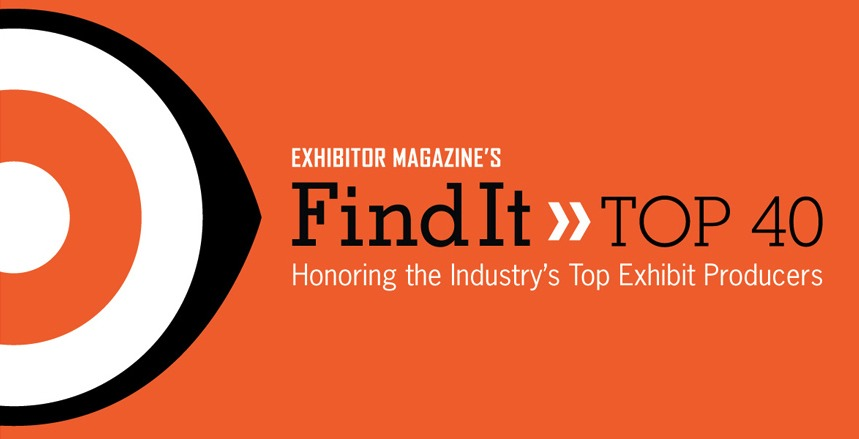 EXHIBITOR Magazine's Find It Top 40